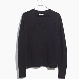 Madewell Westgate V-neck Sweater